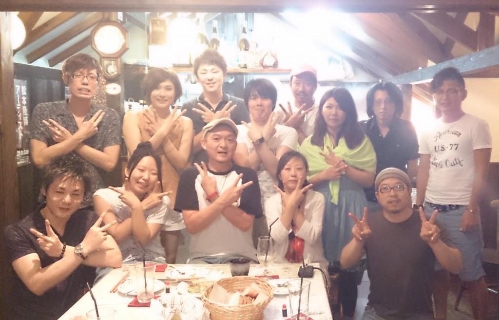 石垣島の夜会