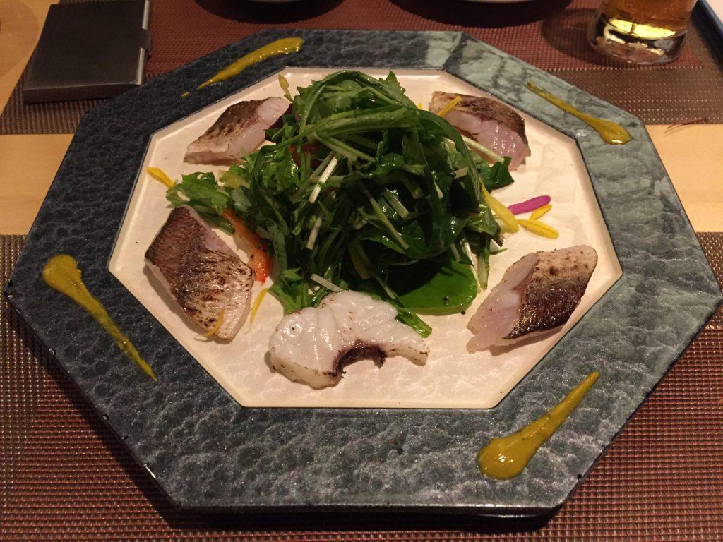 那覇のお寿司屋1