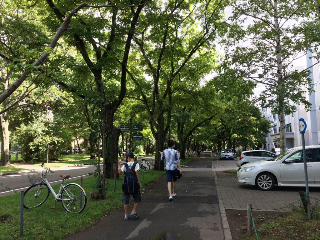 北海道家族旅行の写真5