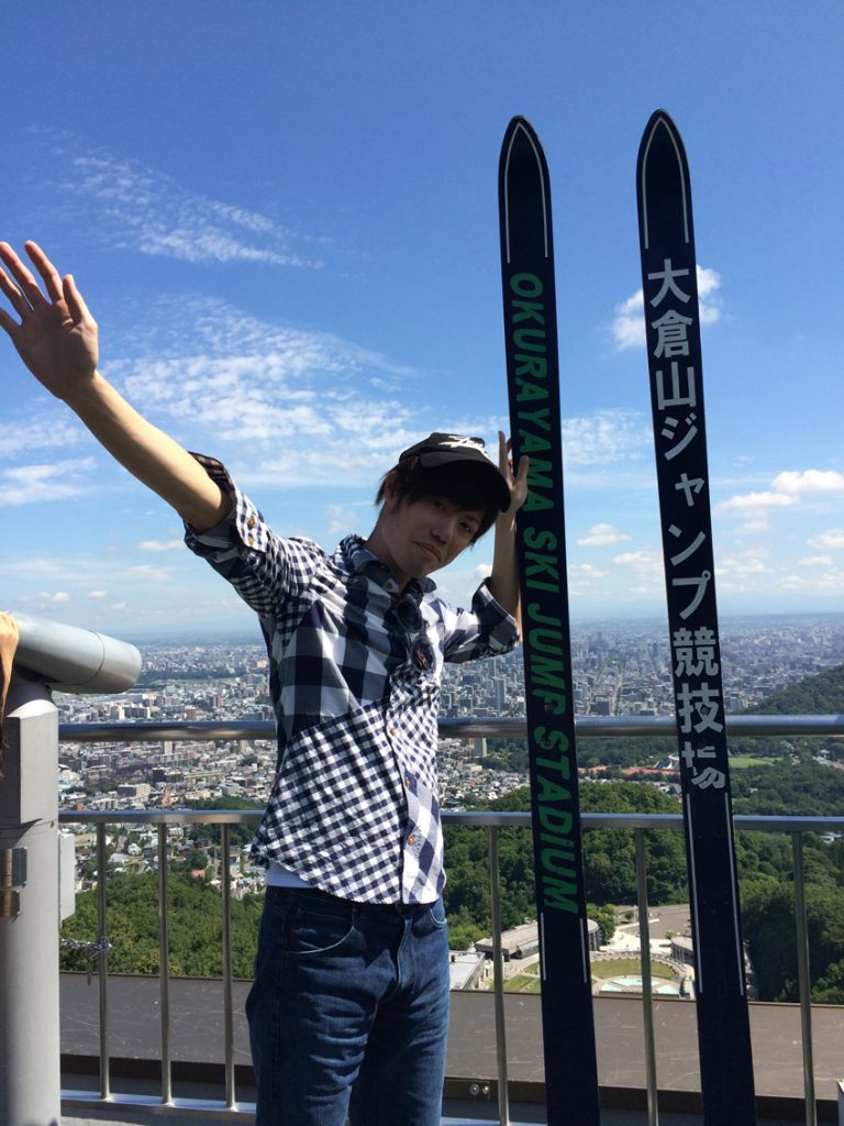 北海道家族旅行の写真35