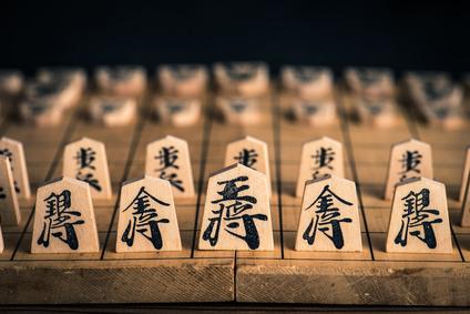 将棋の戦い