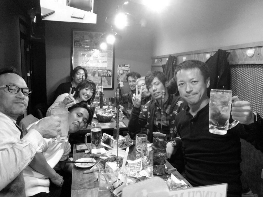 名古屋の夜会1